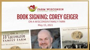Book Signing: Corey Geiger